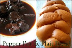 Guyanese Pepper Pot.