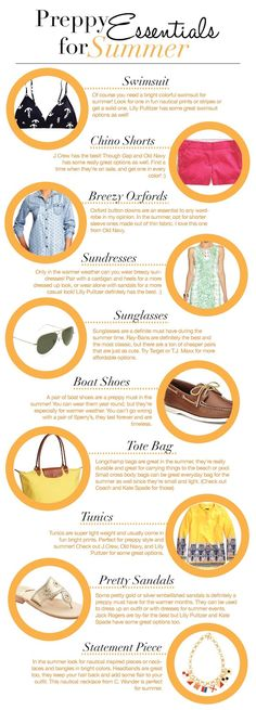 Champagne & City Lights: Preppy Essentials for Summer