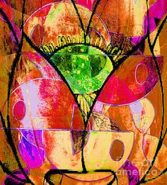 'Beauty In Hiding'  Artwork By Catherine Harms    http://catherine-harms.artistwebsites.com/    https://www.facebook.com/AbstractDigitalArtwork