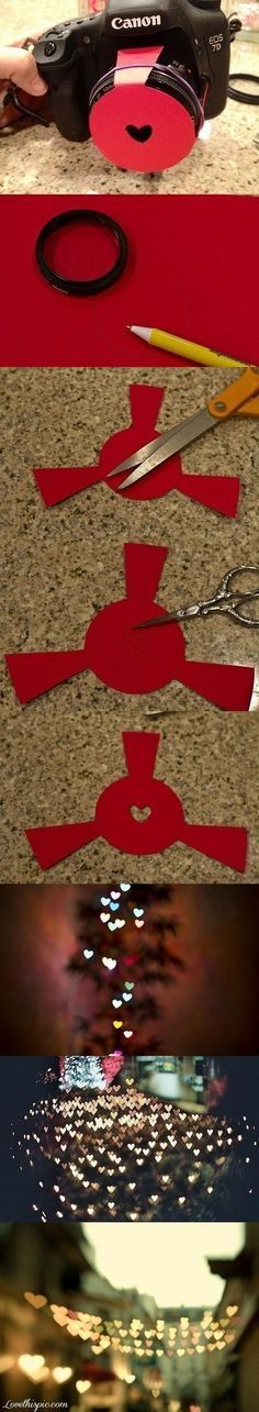 DIY Heart Camera Effects Pictures, Photos, and Images for Facebook, Tumblr, Pinterest, and Twitter
