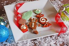 Santa's Snacks | Bone Appetit | gottreats.com