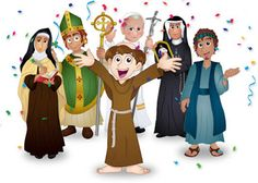 Little Saint Adventures! Catholic Kids App- Adventures in learning about the Bible, Saints, Sacraments, and more!