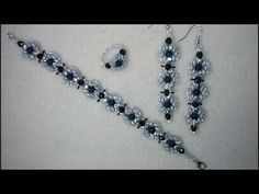 A very simple project, making any jewelry piece, for absolute beginners. But with the hottest beads from today like ; Rounduo's, Superduo's, Diabolo beads, F...
