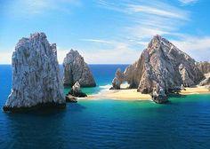 El lugar más icónico de Baja California Sur, su arco y la Playa del Amor.