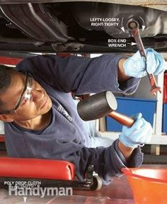 DIY Car Maintenance - How to Change Your Car Oil Yourself - Article: The Family Handyman