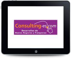 Diseño de logotipo para Consulting-es.com