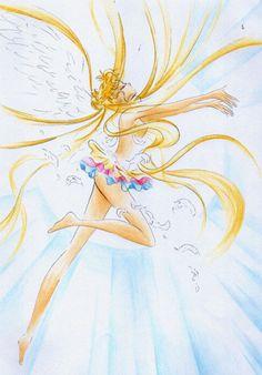 Sailor Moon / Manga / Transform