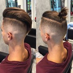 Men and Women Hairstyle Trends : Photo