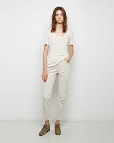 ISABEL MARANT | Nauryn High-Waisted Jean | Shop at La Garçonne