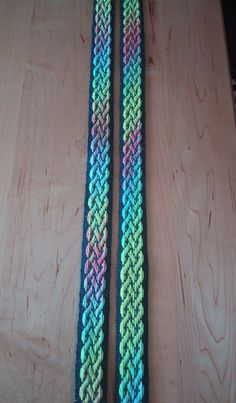 Hearts on Fibre: Celtic Braid Inkle