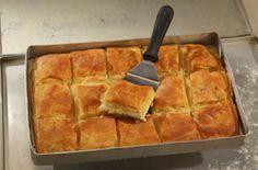 Greek Sweets, Greek Desserts, Greek Recipes, Pie Recipes, Cooking Recipes, Recipies, Cypriot Food, Greek Pastries, Greek Appetizers