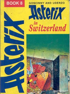 Free download Pdf files: Asterix in Switzerland Pdf