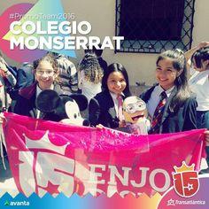 Las chicas del Colegio Monserrat quieren como vos ir a #Disney Vamos?  #promoteam2016 #enjoy15 #transatlantica #avanta
