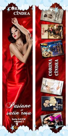 Pasiune și satin roșu de Corina Cîndea Rebel, Strapless Dress, Wattpad, Satin, Romantic, Dresses, Fashion, Strapless Gown, Moda