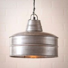 Baker's Farmhouse Pendant Light