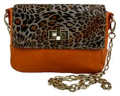 Jersey Leather Sling Bag in Orange - $119.00   Check it out at: http://www.bagaholics.com.au/leather-bags-c6/jersey-leather-sling-bag-in-orange-p570/