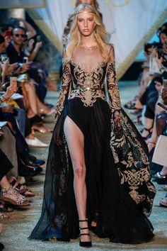 Elie Saab 2017-18 Sonbahar/Kış Couture