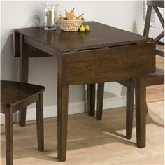 Taylor Cherry Double Drop Leaf Table by Jofran at Pilgrim Furniture City