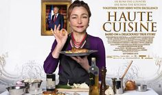 Haute Cuisine (2012) Catherine Frot is cast as Hortense Laborie, loosely based on the experiences of Daniele Mazet-Delpuech who was chosen as the personal chef for President Francois Mitterrand.