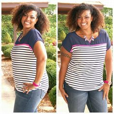 Above the Rest $34 www.pinkslateboutique.com Rest, Curvy, Collection, Tops, Fashion, Moda, Fasion, Tank Tops, Blouses