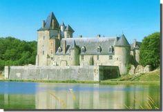 La Chapelle d'Angillon Monuments, Loire Valley, French Castles, France, Chapelle, Centre, The Good Place, Between, Presentation