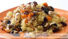 #LaReceta · Arroz con Pollo al Curry | #Gasgtronomía