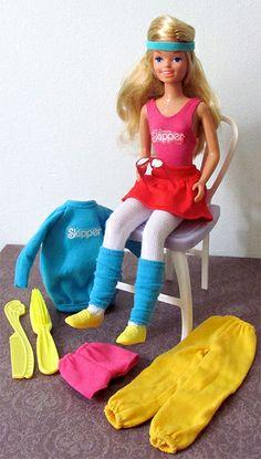 Hot Stuff Skipper® Doll