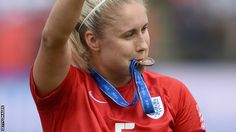 Man City's England stars Karen Bardsley, Lucy Bronze, Toni Duggan, Steph Houghton and Jill Scott are fit to face Birmingham. Women's Football, Football Players, England Ladies Football, Jill Scott, Manchester City, Birmingham, Soccer, Stars, Random