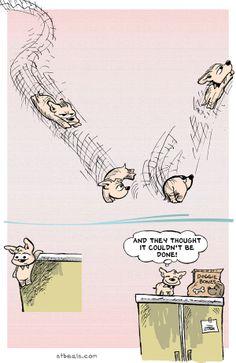 Today on Adult Children - Comics by Stephen Beals Children's Comics, Non Sequitur, Calvin And Hobbes, Adult Children, Comic Strips, Comic Books, Children, Comics