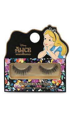 Primark - Alice In Wonderland False Lashes Makeup Kit, Skin Makeup, Beauty Makeup, Cute Disney, Disney Style, Makeup Brands, Best Makeup Products, Alice In Wonderland Makeup, Makeup Pallets