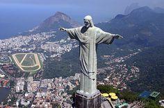 Cristo Redentor in Rio de Janeiro, RJ