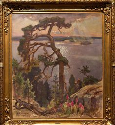 Maisema Kolilta - Eero Järnefelt – Wikipedia