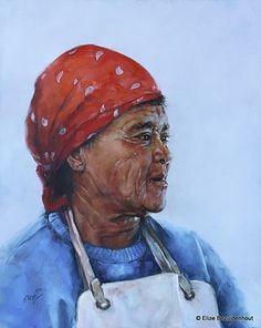Elize Bezuidenhout - Artist | Examples of Recent Work Cape Town, South Africa, My Arts, Nice, Artist, People, Painting, Image, Artists