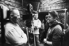1990. Behind the Scenes of Silence of the Lambs