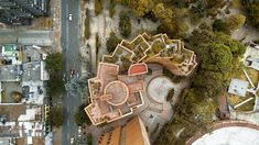 "Gallery of Drone Photographs of Bogotá's Grand Architecture Show the ""Unedited"" Side of the City - 2"