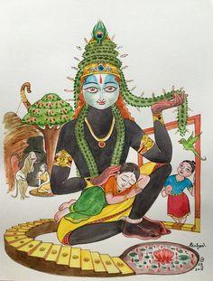 10. Paradise. #Tiruppavai #krishnafortoday