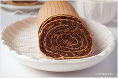 Wiśniowy 3 bit - I Love Bake Polish Recipes, Polish Food, Latte, Sweets, Foods, Gastronomia, Diet, Polish Food Recipes, Food Food