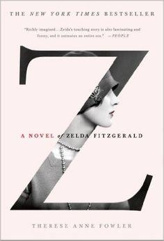 Z I really like this cover design by Olga Grlic. Z: A Novel of Zelda Fitzgerald By: Therese Anne Fowler. photo by Dylandsdream Zelda Fitzgerald, Scott Fitzgerald, Graphic Design Magazine, Magazine Design, Newsletter Design, Layout Design, Print Design, Web Design, Text Poster