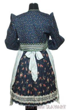 VINTAGE Czech Folk Costume floral dress apron jacket top CHODSKO Bohemian dirndl Folk Costume, Costumes, Apron, Bohemian, Culture, Bride, Floral, Jackets, Vintage