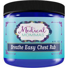 Breathe Easy Chest Rub