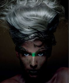 Conceptual Cosmetic Captures - The Wonders of the World by NARS Editorial Graces VOLUME Magazine (GALLERY)