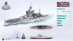 HMS Warspite   World of Warships