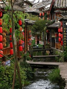 Lijiang, China.    Gosh, China seems to be one of the prettiest countries in the world. (: