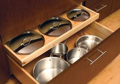 Buy or DIY: Clever Solutions for Storing Pots & Pans