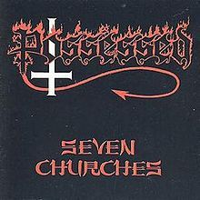"""#Possessed"""" Seven Churches"""" On Vinyl - Madcap Music and More.com # $22.95"""