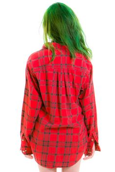 Vintage 90's Lumber Lover Perfect Flannel - XS/S/M
