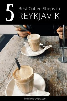 Traveling and sight seeing can be exhausting and sometimes you're looking for a little pick me up between stops. OR maybe you're looking for a place to relax and look at all your beautiful Iceland photos. Either way, I rounded up my 5 favorite cafes for the best cup of coffee in Reykjavik! | Life With a View