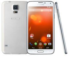 Samsung Galaxy S5 Google Play Edition komt eraan