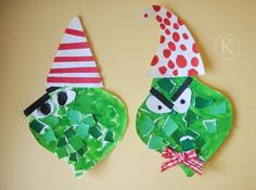 How The Grinch Stole Christmas crafts and ideas