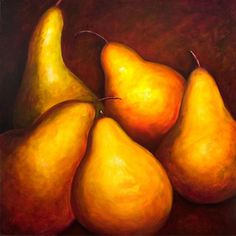 Orange Painting - La Familia by Shannon Grissom Canvas Art For Sale, Canvas Art Prints, Fine Art Prints, Amazing Paintings, Paintings For Sale, Orange Painting, Still Life Oil Painting, Sale Poster, Fine Art America